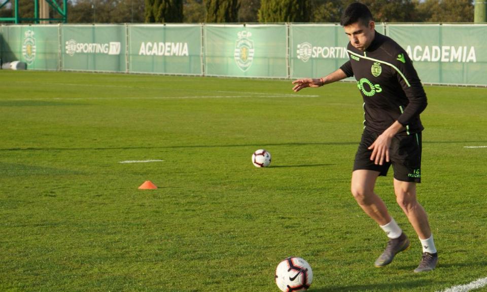 Sporting: Battaglia mais perto, lesionados na Academia