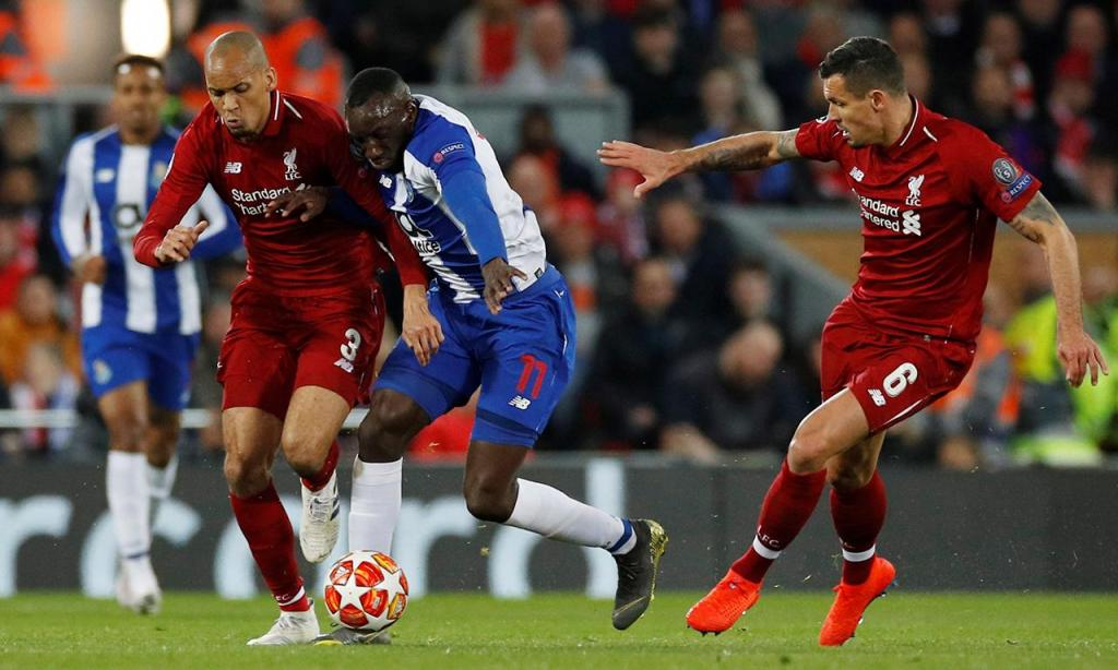 Liverpool-FC Porto