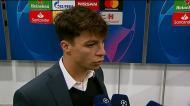 Óliver: «Merecíamos ter marcado golos»