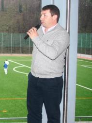 João Neves, presidente do Pampilhosense (foto cedida pelo clube)