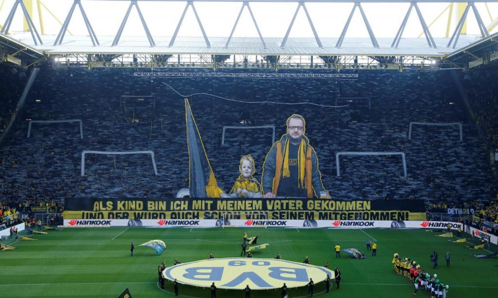 3 - Signal Iduna Park (Borussia Dortmund - Alemanha)