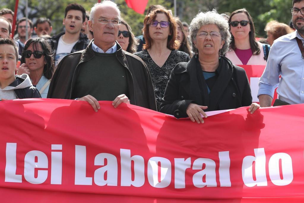 Manifestação nacional da CGTP-IN