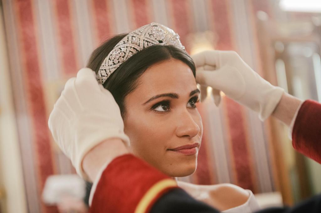 Meghan Markle surpreende príncipe Harry