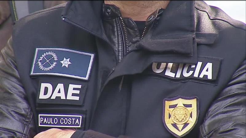 Nove detidos após fiscalização de atividades pirotécnicas