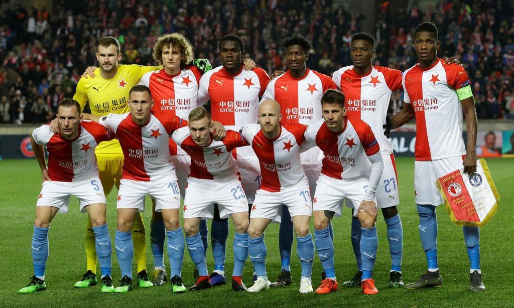 Slavia Praga-Chelsea
