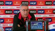 Inácio e Bruno Fernandes: «Se tirarmos as balizas não sofremos golos»