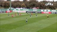 Resumo: sete golos no Sporting-Aves da Liga Revelação