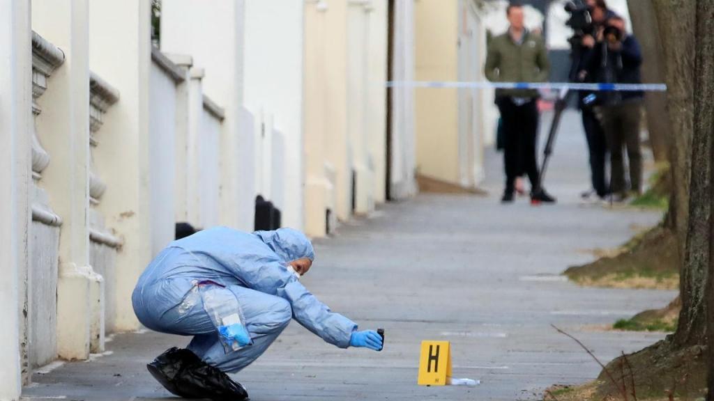 Crime em Londres
