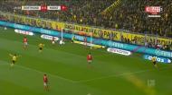 «Bis» de Sancho na vitória do Borussia Dortmund