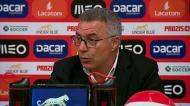 Augusto Inácio: «Doumbia podia ter partido a perna ao Luquinhas e não foi expulso»