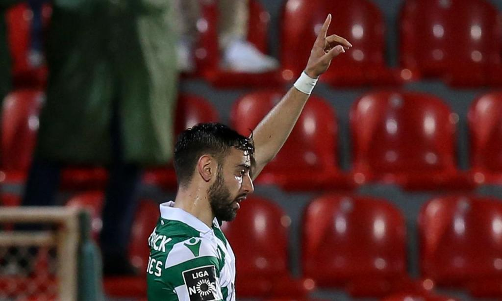 Bruno Fernandes (Sporting)