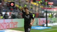 Resumo: Gonçalo marca mas Eintracht volta a perder
