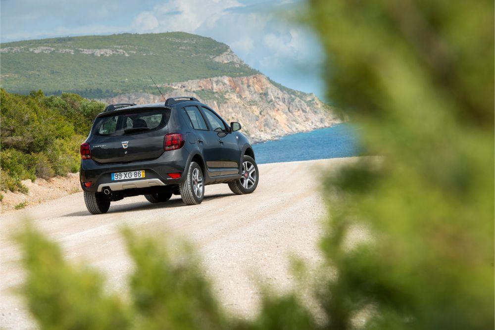 Novo Dacia Sandero Bi-Fuel
