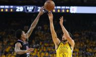 Golden State Warriors-Los Angeles Clippers (Reuters)
