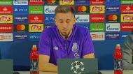 O que espera Herrera da receção do FC Porto ao Liverpool?