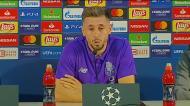 Herrera: «Se for pelo plantel ou números, o Liverpool é favorito»
