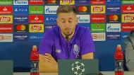 Herrera: «Jogo com Liverpool não é uma vingança»