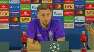 Sérgio interrompe Herrera: «Tenham paciência»