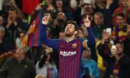 Lionel Messi: campeão espanhol, Bola de Ouro, FIFA The Best, enfim, mais um ano normal na vida do génio das coisas simples, que pela nona vez na carreira fez mais de 50 golos num ano