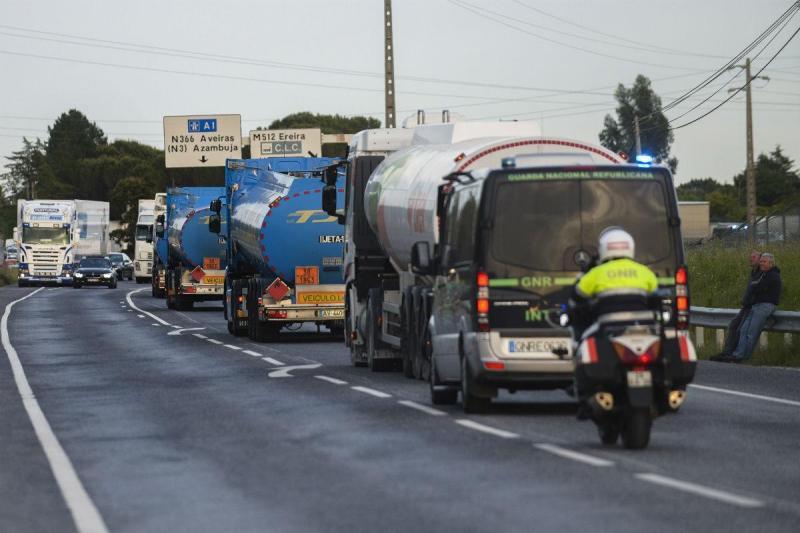 Crise dos combustíveis (Lusa)