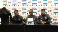 O momento em que os jogadores do Nacional emocionam Costinha