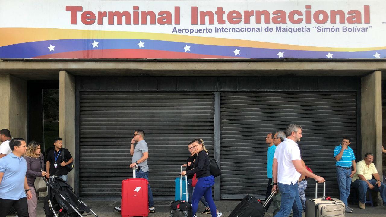 Aeroporto de Caracas, Venezuela