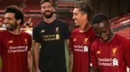 Não houve Pedro Ribeiro, mas houve equipamentos míticos, com Liverpool e PSG