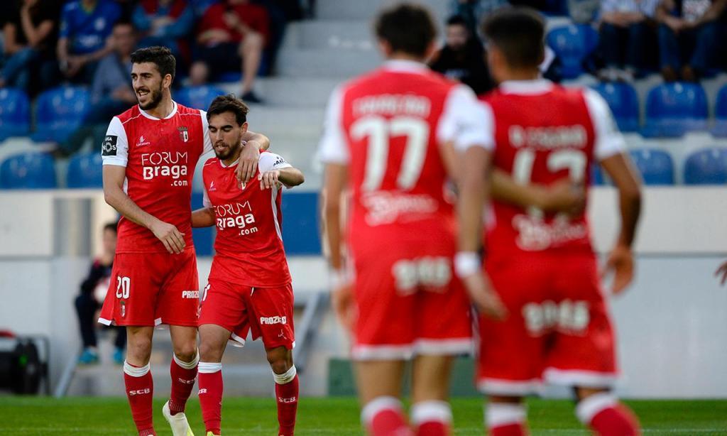Feirense-Sp. Braga