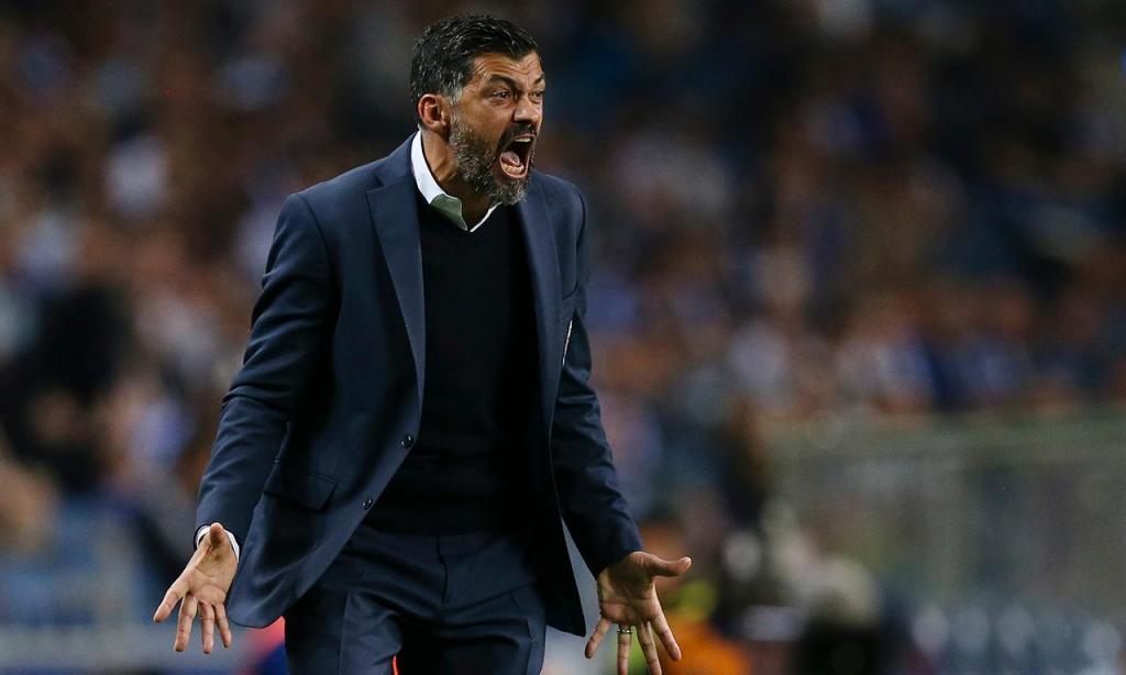 «FC Porto contratou-me para eu ter mau perder»