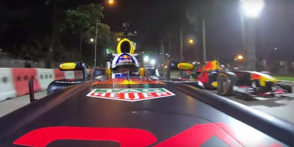 Red Bull em Hanói (reprodução YouTube)