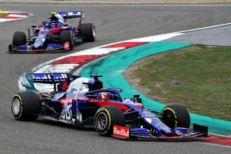 Daniil Kvyat (Toro Rosso)