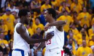 Golden State Warriors-Los Angeles Clippers
