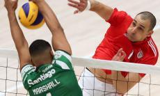 Voleibol: casos de covid-19 adiam Benfica-Sporting