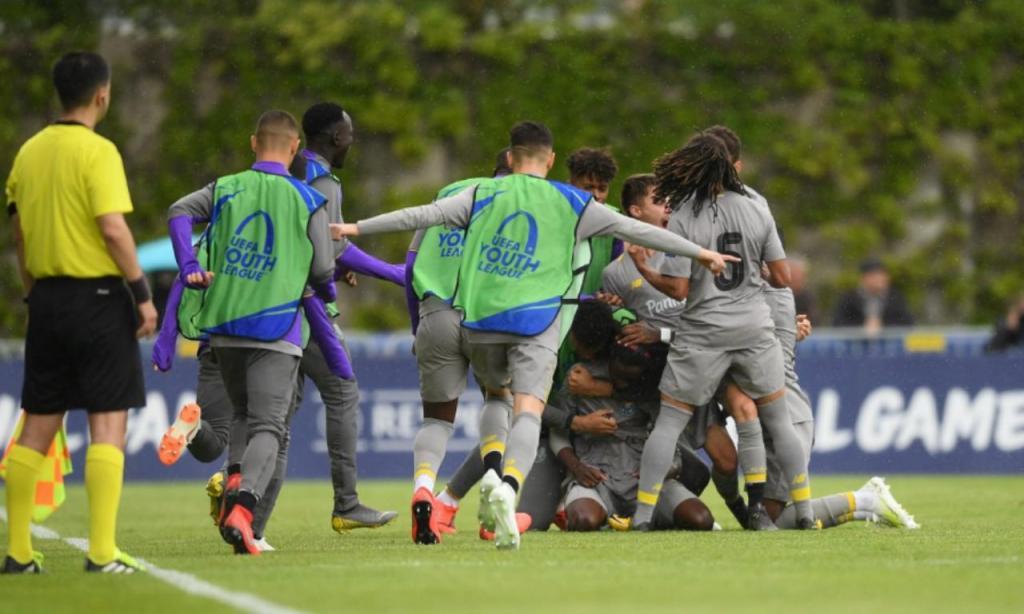 FC Porto está na final da Youth League 2018/2019 (Foto: FC Porto)