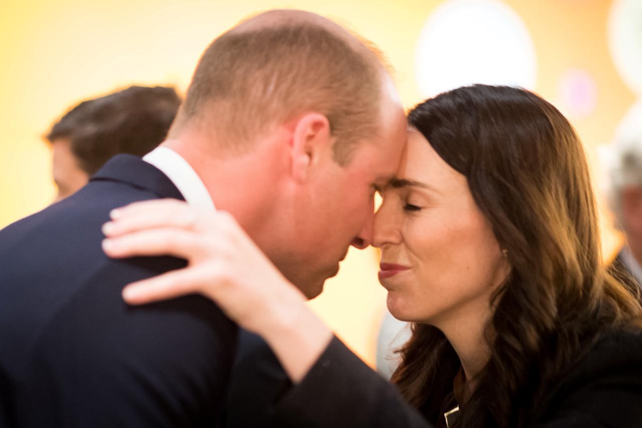 Príncipe William em visita oficial à Nova Zelândia