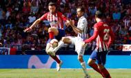 Atlético Madrid-Valladolid