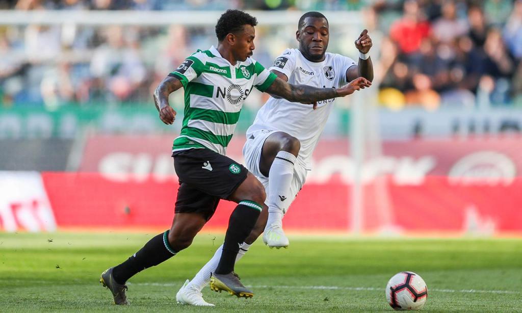 Sporting-Vitória Guimarães