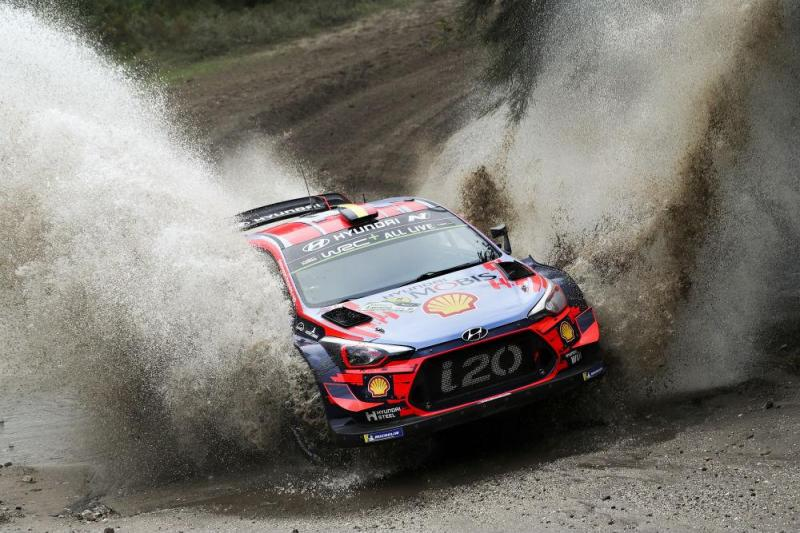 Thierry Neuville (Lusa)