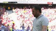 O resumo da vitória do At. Madrid sobre o Valladolid
