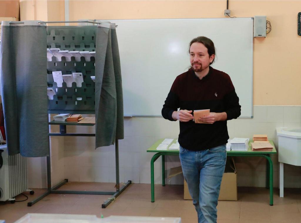 Eleições em Espanha