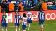 Youth League: Afonso Sousa faz o 3-1 no FC Porto-Chelsea