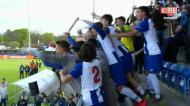 A conquista da UEFA Youth League pelo FC Porto