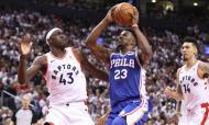 Philadelphia 76ers-Toronto Raptors (Tom Szczerbowski-USA TODAY Sports)