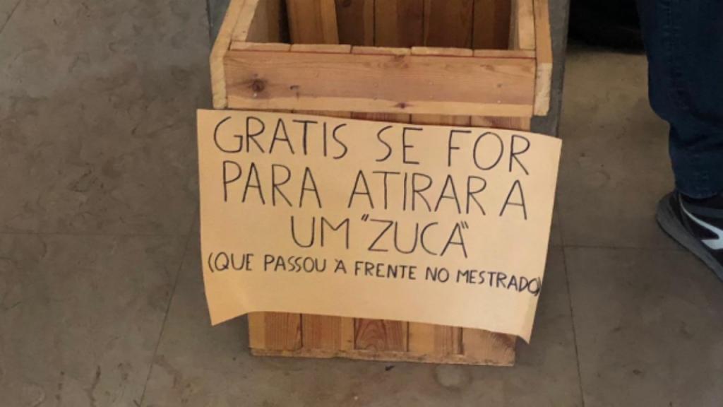Caso de xenofobia na faculdade de Direito de Lisboa