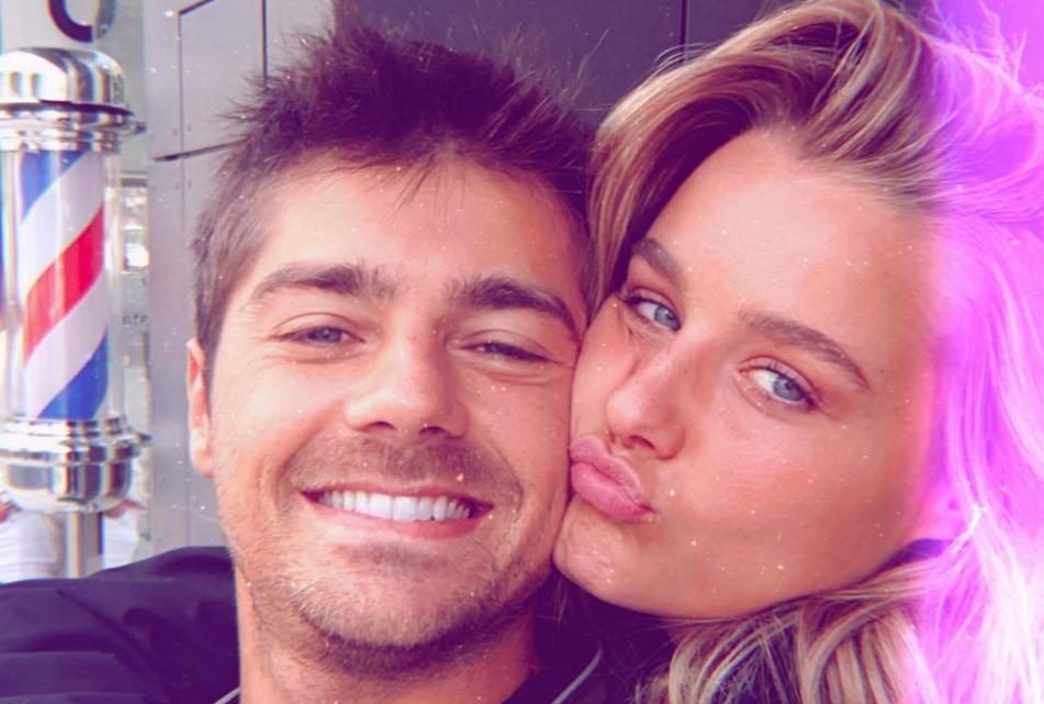 Os momentos mais apaixonados de Kelly Bailey e Lourenço Ortigão