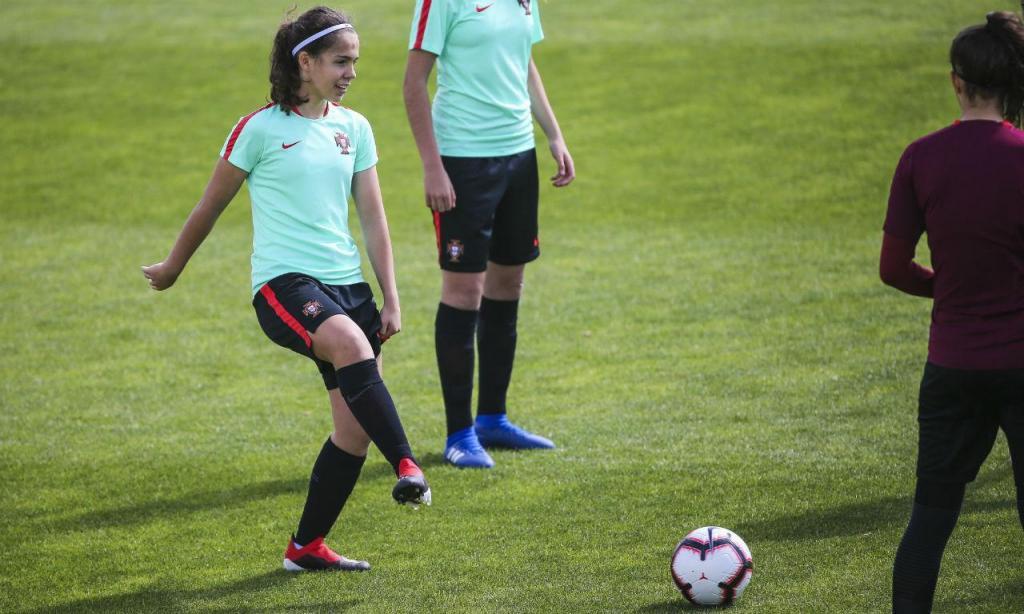 Maria Negrão (Fonte: FPF)