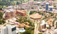 Kampala, capital do Uganda