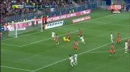 Dois autogolos, Di 'Magía' e uma fífia monumental na derrota do PSG