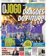 Revista de imprensa de 1 de maio de 2019
