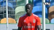 Liga Revelação: o penálti que o Benfica desperdiçou frente ao Sporting